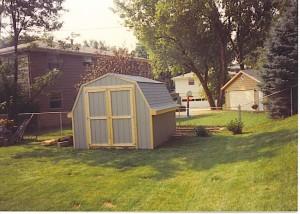 Yard Barn 2